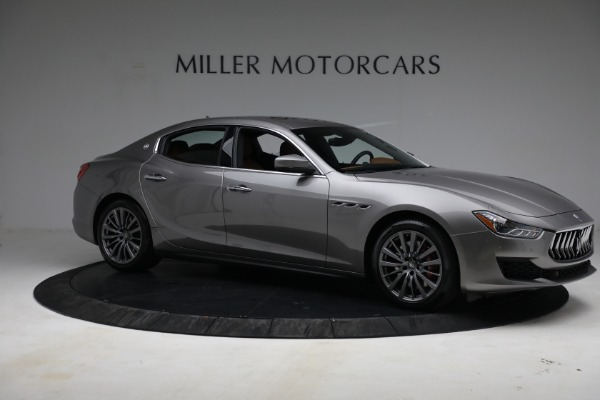 Used 2018 Maserati Ghibli S Q4 for sale $54,900 at Bentley Greenwich in Greenwich CT 06830 10