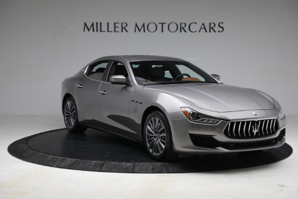 Used 2018 Maserati Ghibli S Q4 for sale $54,900 at Bentley Greenwich in Greenwich CT 06830 11