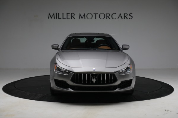 Used 2018 Maserati Ghibli S Q4 for sale $54,900 at Bentley Greenwich in Greenwich CT 06830 12