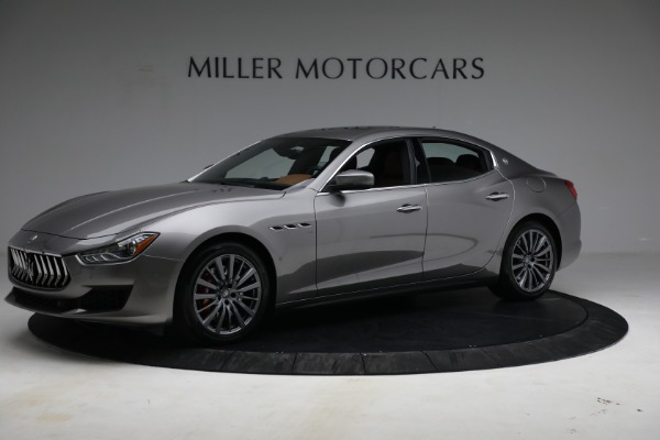 Used 2018 Maserati Ghibli S Q4 for sale $54,900 at Bentley Greenwich in Greenwich CT 06830 2
