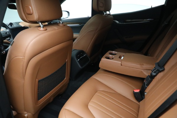 Used 2018 Maserati Ghibli S Q4 for sale $54,900 at Bentley Greenwich in Greenwich CT 06830 21