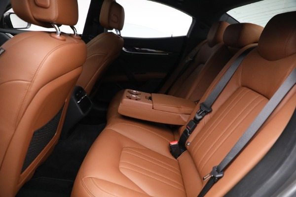 Used 2018 Maserati Ghibli S Q4 for sale $54,900 at Bentley Greenwich in Greenwich CT 06830 22