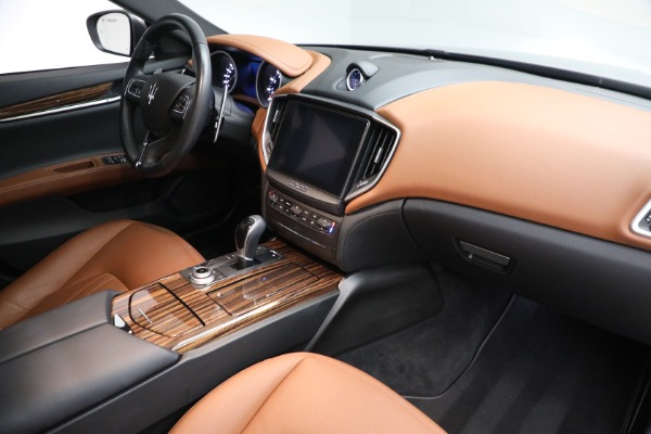 Used 2018 Maserati Ghibli S Q4 for sale $54,900 at Bentley Greenwich in Greenwich CT 06830 25