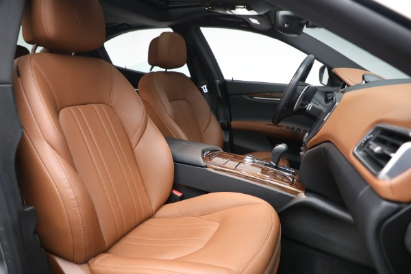 Used 2018 Maserati Ghibli S Q4 for sale $54,900 at Bentley Greenwich in Greenwich CT 06830 27