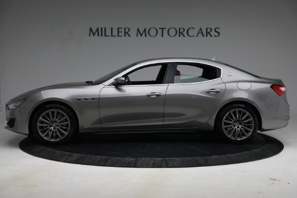 Used 2018 Maserati Ghibli S Q4 for sale $54,900 at Bentley Greenwich in Greenwich CT 06830 3