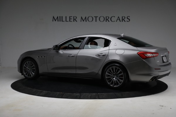 Used 2018 Maserati Ghibli S Q4 for sale $54,900 at Bentley Greenwich in Greenwich CT 06830 4