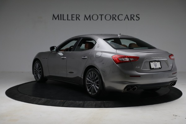 Used 2018 Maserati Ghibli S Q4 for sale $54,900 at Bentley Greenwich in Greenwich CT 06830 5