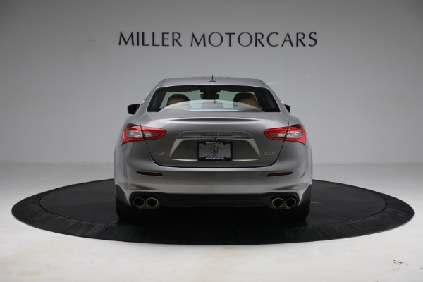Used 2018 Maserati Ghibli S Q4 for sale $54,900 at Bentley Greenwich in Greenwich CT 06830 6