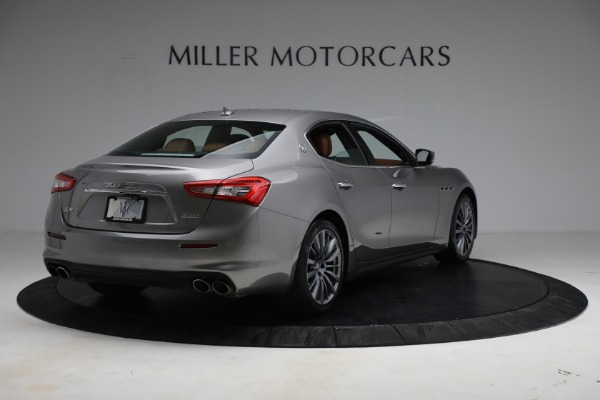 Used 2018 Maserati Ghibli S Q4 for sale $54,900 at Bentley Greenwich in Greenwich CT 06830 7