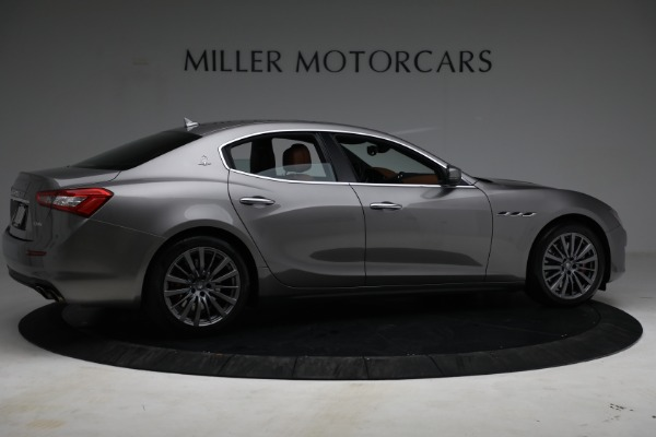 Used 2018 Maserati Ghibli S Q4 for sale $54,900 at Bentley Greenwich in Greenwich CT 06830 8
