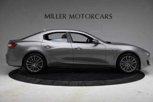 Used 2018 Maserati Ghibli S Q4 for sale $54,900 at Bentley Greenwich in Greenwich CT 06830 9