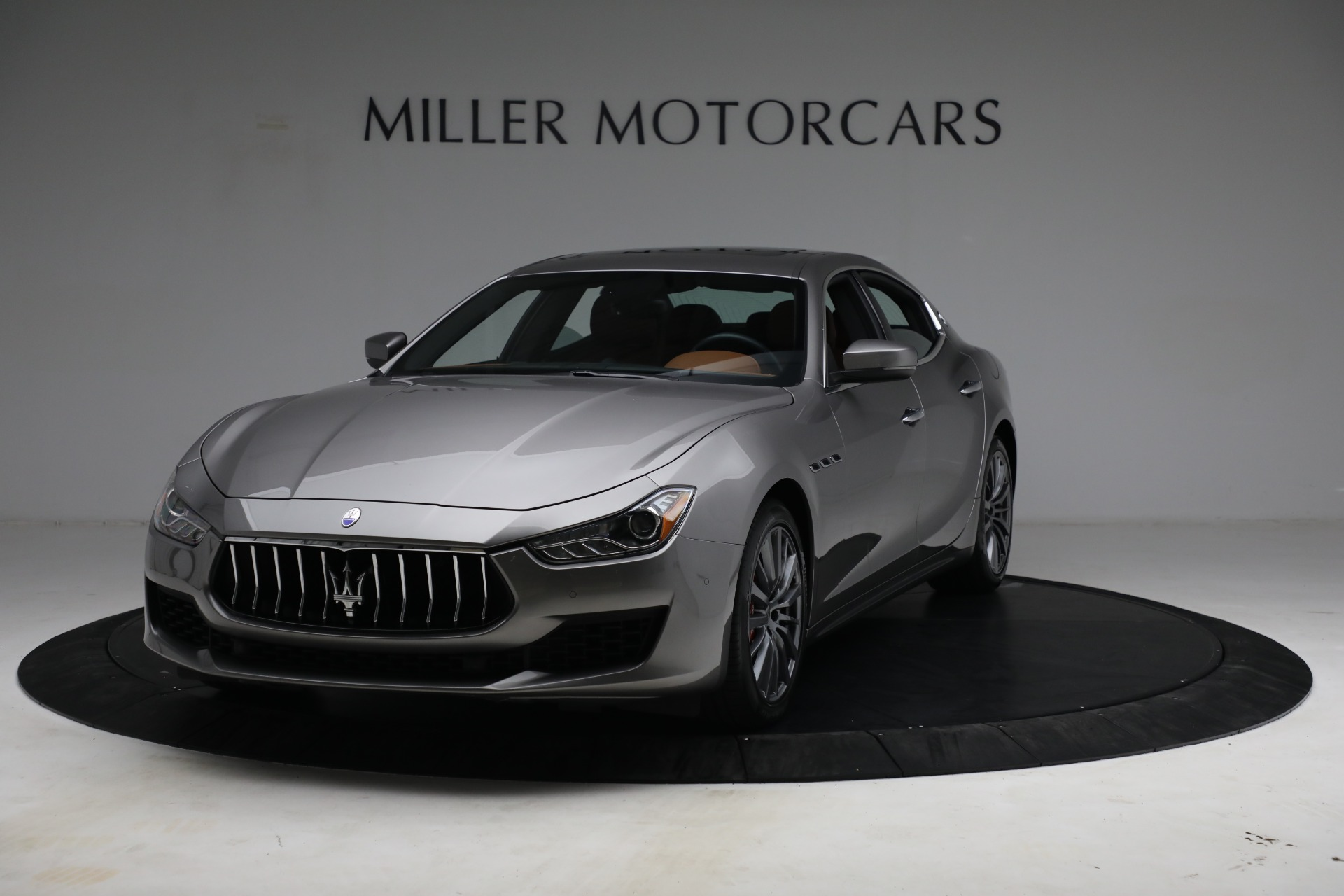 Used 2018 Maserati Ghibli S Q4 for sale $54,900 at Bentley Greenwich in Greenwich CT 06830 1