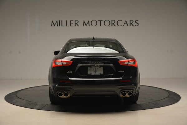 New 2018 Maserati Ghibli S Q4 GranSport for sale Sold at Bentley Greenwich in Greenwich CT 06830 6