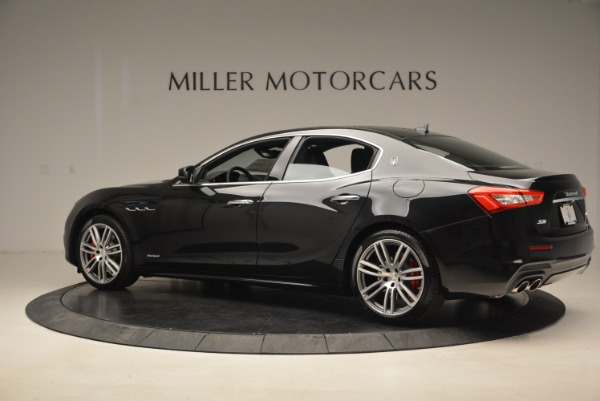 New 2018 Maserati Ghibli S Q4 Gransport for sale Sold at Bentley Greenwich in Greenwich CT 06830 4