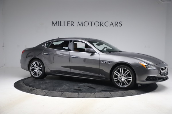 Used 2018 Maserati Quattroporte S Q4 GranLusso for sale $69,900 at Bentley Greenwich in Greenwich CT 06830 10