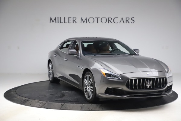 Used 2018 Maserati Quattroporte S Q4 GranLusso for sale $69,900 at Bentley Greenwich in Greenwich CT 06830 11