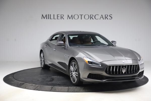 Used 2018 Maserati Quattroporte S Q4 GranLusso for sale $65,900 at Bentley Greenwich in Greenwich CT 06830 11