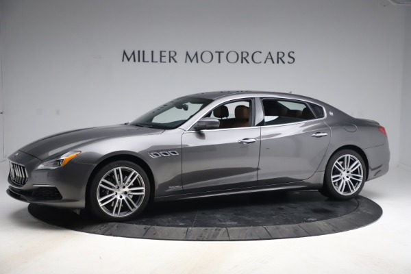 Used 2018 Maserati Quattroporte S Q4 GranLusso for sale $69,900 at Bentley Greenwich in Greenwich CT 06830 2