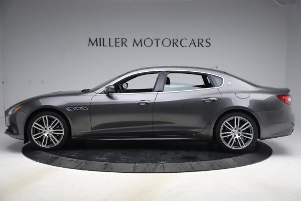Used 2018 Maserati Quattroporte S Q4 GranLusso for sale $65,900 at Bentley Greenwich in Greenwich CT 06830 3