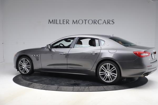 Used 2018 Maserati Quattroporte S Q4 GranLusso for sale $65,900 at Bentley Greenwich in Greenwich CT 06830 4
