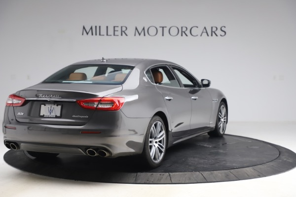 Used 2018 Maserati Quattroporte S Q4 GranLusso for sale $69,900 at Bentley Greenwich in Greenwich CT 06830 7