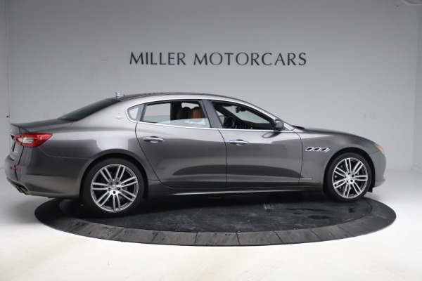 Used 2018 Maserati Quattroporte S Q4 GranLusso for sale $69,900 at Bentley Greenwich in Greenwich CT 06830 8