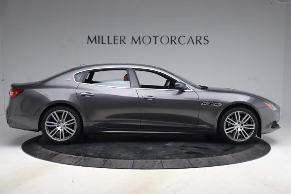 Used 2018 Maserati Quattroporte S Q4 GranLusso for sale $65,900 at Bentley Greenwich in Greenwich CT 06830 9