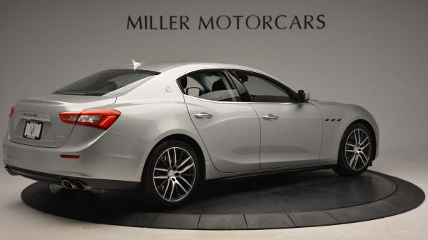 New 2016 Maserati Ghibli S Q4 for sale Sold at Bentley Greenwich in Greenwich CT 06830 7