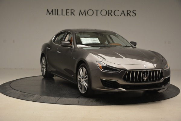 New 2018 Maserati Ghibli S Q4 GranLusso for sale Sold at Bentley Greenwich in Greenwich CT 06830 11