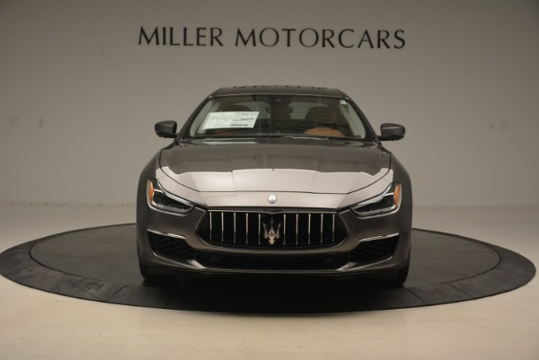 New 2018 Maserati Ghibli S Q4 GranLusso for sale Sold at Bentley Greenwich in Greenwich CT 06830 12