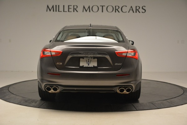New 2018 Maserati Ghibli S Q4 GranLusso for sale Sold at Bentley Greenwich in Greenwich CT 06830 6