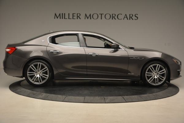 New 2018 Maserati Ghibli S Q4 GranLusso for sale Sold at Bentley Greenwich in Greenwich CT 06830 9