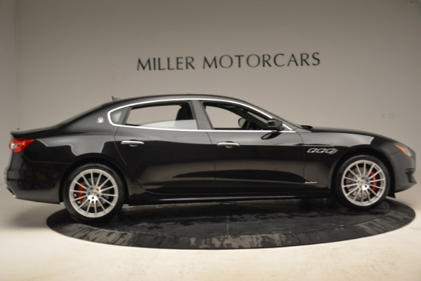 New 2018 Maserati Quattroporte S Q4 Gransport for sale Sold at Bentley Greenwich in Greenwich CT 06830 11