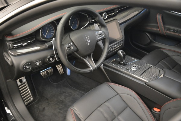 New 2018 Maserati Quattroporte S Q4 Gransport for sale Sold at Bentley Greenwich in Greenwich CT 06830 16
