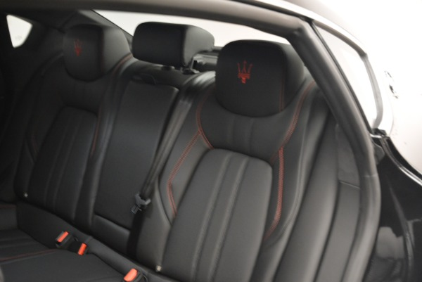 New 2018 Maserati Quattroporte S Q4 Gransport for sale Sold at Bentley Greenwich in Greenwich CT 06830 20