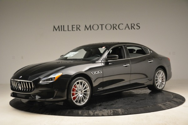 New 2018 Maserati Quattroporte S Q4 Gransport for sale Sold at Bentley Greenwich in Greenwich CT 06830 3