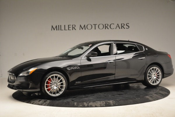 New 2018 Maserati Quattroporte S Q4 Gransport for sale Sold at Bentley Greenwich in Greenwich CT 06830 4