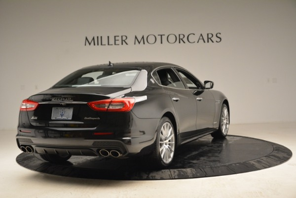 New 2018 Maserati Quattroporte S Q4 Gransport for sale Sold at Bentley Greenwich in Greenwich CT 06830 9
