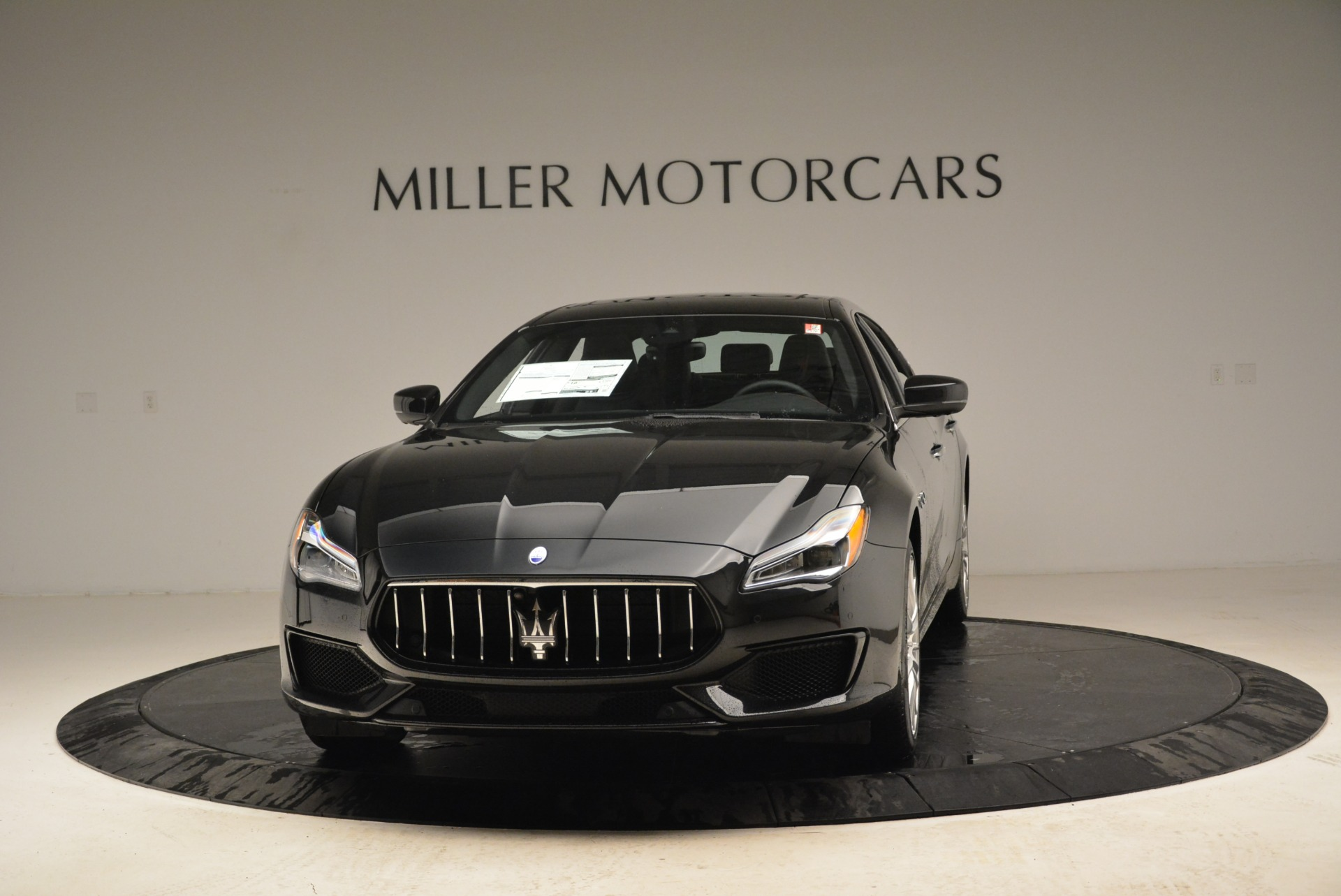 New 2018 Maserati Quattroporte S Q4 Gransport for sale Sold at Bentley Greenwich in Greenwich CT 06830 1