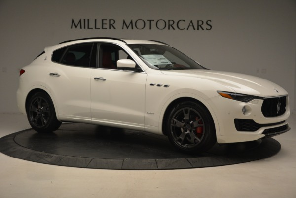 New 2018 Maserati Levante Q4 GranSport for sale Sold at Bentley Greenwich in Greenwich CT 06830 10