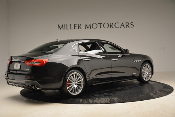 New 2018 Maserati Quattroporte S Q4 Gransport for sale Sold at Bentley Greenwich in Greenwich CT 06830 10