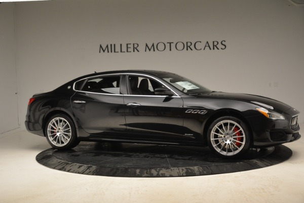 New 2018 Maserati Quattroporte S Q4 Gransport for sale Sold at Bentley Greenwich in Greenwich CT 06830 12
