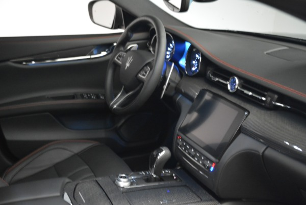 New 2018 Maserati Quattroporte S Q4 Gransport for sale Sold at Bentley Greenwich in Greenwich CT 06830 24