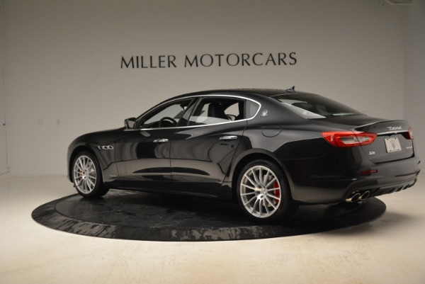 New 2018 Maserati Quattroporte S Q4 Gransport for sale Sold at Bentley Greenwich in Greenwich CT 06830 7