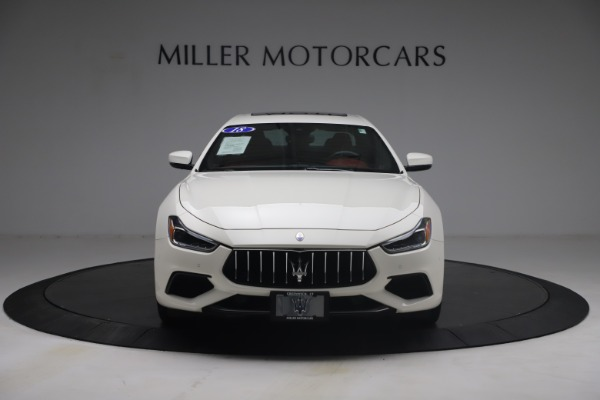 Used 2018 Maserati Ghibli S Q4 GranSport for sale $55,900 at Bentley Greenwich in Greenwich CT 06830 12