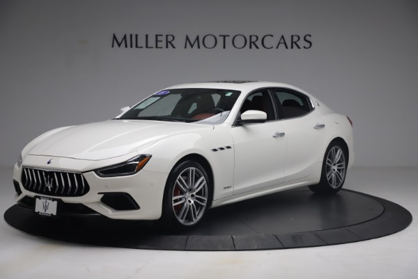 Used 2018 Maserati Ghibli S Q4 GranSport for sale $55,900 at Bentley Greenwich in Greenwich CT 06830 2