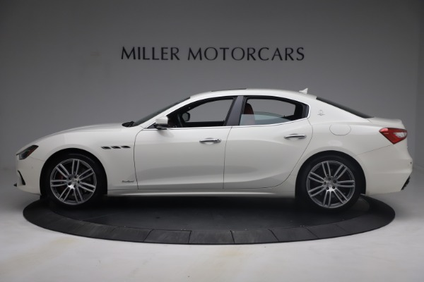 Used 2018 Maserati Ghibli S Q4 GranSport for sale $55,900 at Bentley Greenwich in Greenwich CT 06830 3