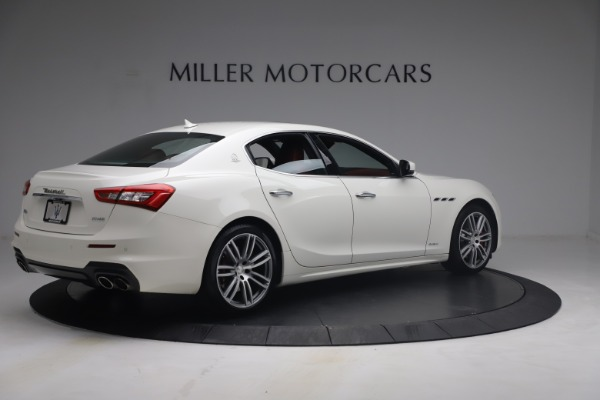 Used 2018 Maserati Ghibli S Q4 GranSport for sale $55,900 at Bentley Greenwich in Greenwich CT 06830 7