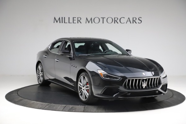 New 2018 Maserati Ghibli S Q4 Gransport for sale Sold at Bentley Greenwich in Greenwich CT 06830 12