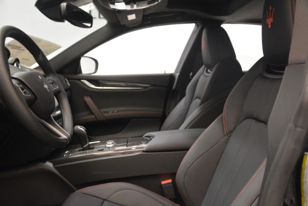 New 2018 Maserati Ghibli S Q4 Gransport for sale Sold at Bentley Greenwich in Greenwich CT 06830 15